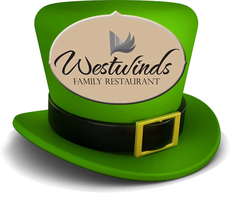 Celebrate St. Patrick's Day at Westwinds