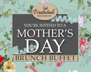 Mothers Day Buffet 2019