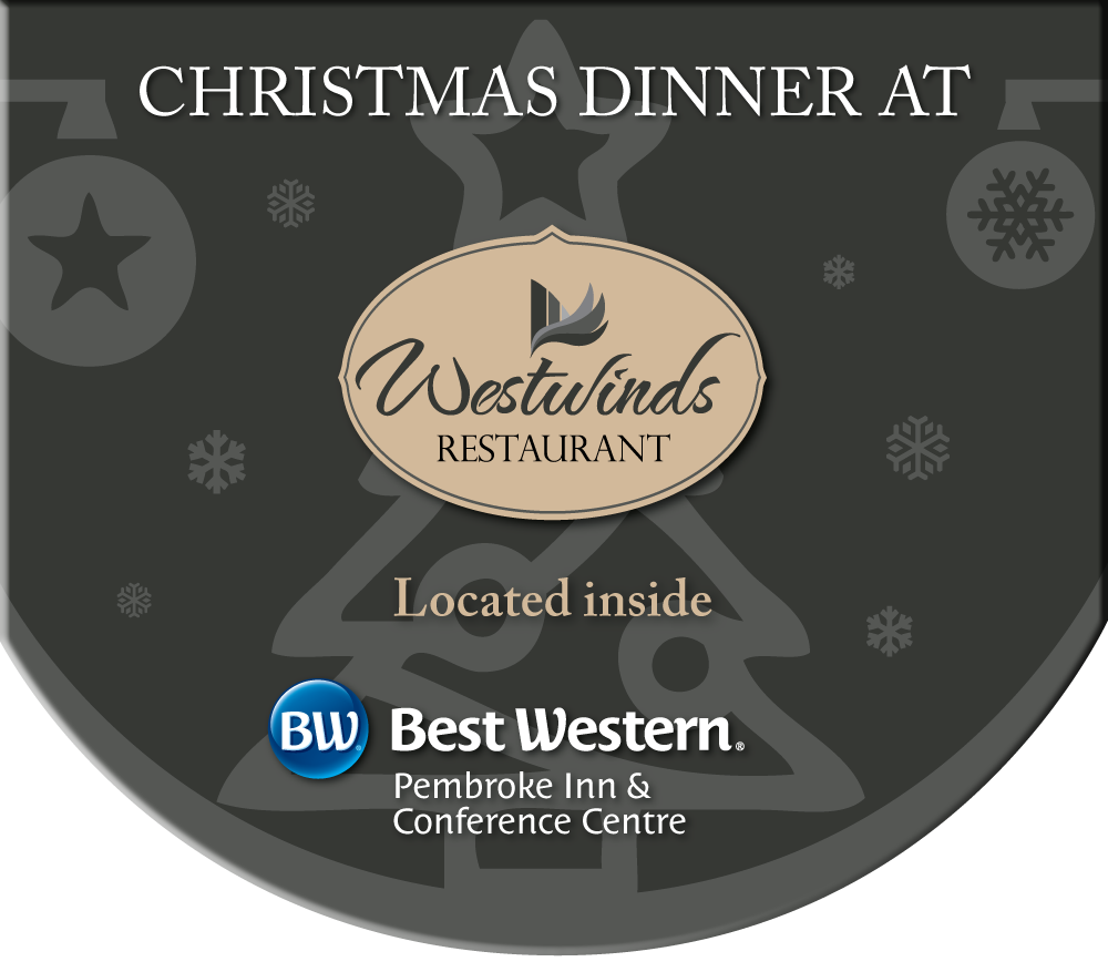 Let's Talk Turkey: Westwinds is Opened Christmas Day