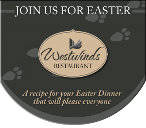 Join us for an Easter Feast