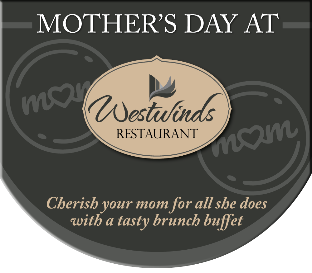 Treat Mom to Brunch Buffet on Mother's Day [Sold Out]