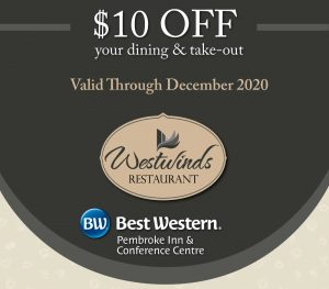 Westwinds Coupon Offer